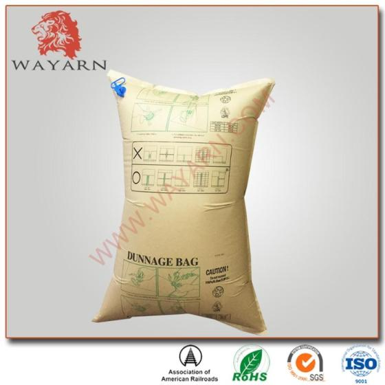 Sell Manufacture Kraft Paper Inflatable Air Dunnage Bag with SGS Certification