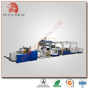 Wholesale extrusion die: Single Host Dual Die Head Laminating Extrusion Machine