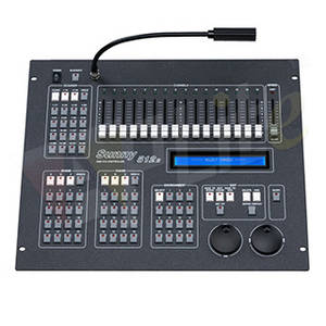 Wholesale event stage scene: DMX512 Lighting Console for Stage, Disco, Nightclub, Bar Use