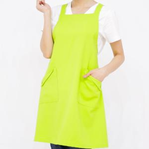 Wholesale aprons: X-Type Polyester Apron