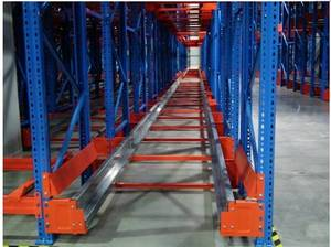 Wholesale radio: Hot Selling High Density Efficient Safety Radio Pallet Runner Shuttle Racks