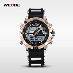 Wholesale dive watches: WEIDE Men Sport LCD Digital Watch