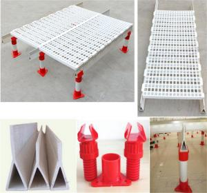 Wholesale poultry equipment: Poultry Equipment Plastic Dung Slat Floor for Chicken and Duck