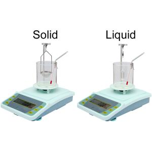 Wholesale density balance: 0.01g Lab Scale Hydrostatical Density Balance