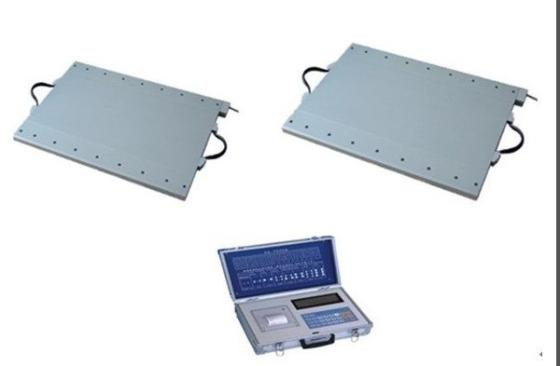 Sell Wheel Electronic Mobile Portable Axle Scales