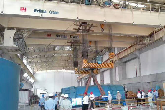 Sell Overhead Crane for Power Plants