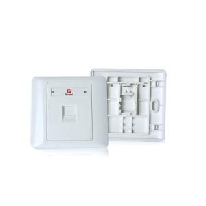 Wholesale Other Telecommunications Products: 1-Port Wall Plate
