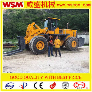 Wholesale lubrication system: Hot Sales 32 Tons Block Loader with Centralization Lubrication System for Quarry Exploiting