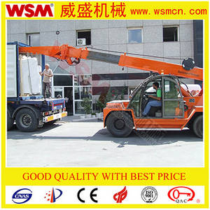 Wholesale weld bend test equipment: 10 Tons Diesel Crane for Unloading Marble Slab