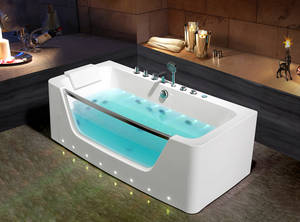 Wholesale bathtub: Newest Special Design Bathtub and Free Standing Bath for Shower Room