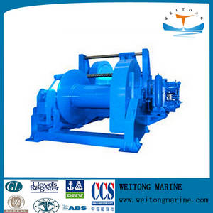Wholesale Winches: Marine Ship Hydraulic Towing Winch