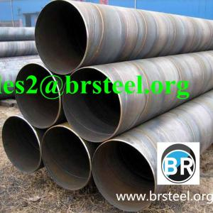 Wholesale q235: API 5L Q235 SSAW Steel Pipe