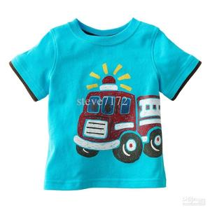 Wholesale kids cloths: Kids Clothing Dabbing Unicorn Tshirts 100 Print