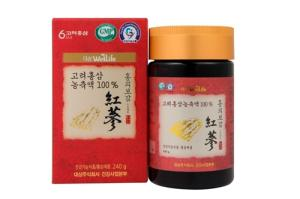 Wholesale korea ginseng: Korea Red Ginseng Extract 100% (No.1)