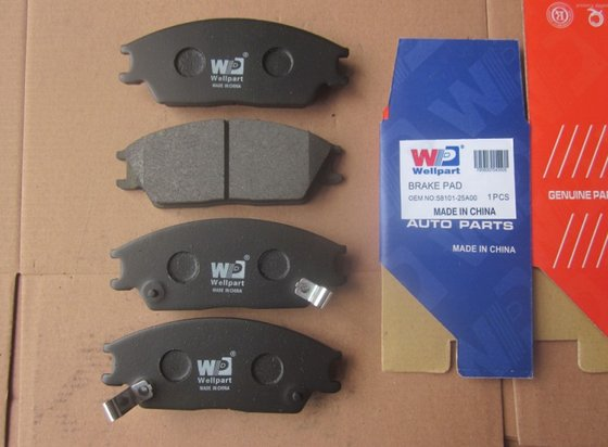 Brake Pad For Hyundai Accent Verna Id 7234403 Product