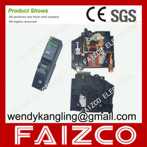 Wholesale hydraulic magnetic circuit breaker: LV Switchgear Electric MCB CHRNG Brand US1 MCB