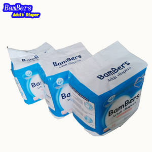 Wholesale Adult Diapers: Wholesale Top Brand Ultra Thick Japanese Adult Diaper