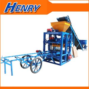 Wholesale brick force welding machine: Construction Machine QT4-24 Cement Brick Making Machine Price