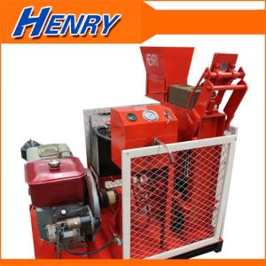 Wholesale flying training: HR1-25 Compressed Soil Interlocking Brick Making Machine Price