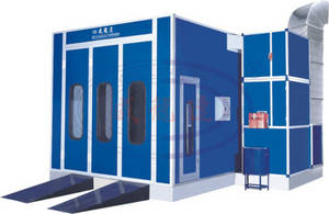 Wholesale Spray Booths: Economic Type Spray/Baking Booth WLD6200 (CE)