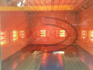 Wholesale auto lamp: Infrared Lamp Car Auto Spray Booth