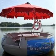 Wholesale water park: Barbecue Ship for Water Park