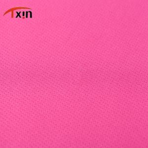Wholesale coolmax: 100% Polyester Bird Eye Coolmax Dry Fit Functional Fabric for Sportswear