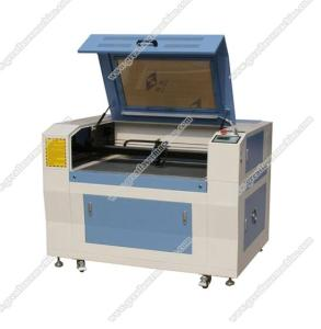 Wholesale leather machine: WH6090 Paper Leather Wood Acrylic Laser Engraving Machine