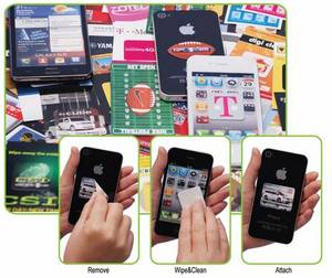 Wholesale mobile phone screen cleaner: LCD Wipe