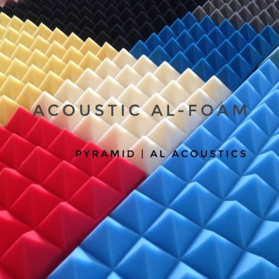 Sell Acoustical Foam (Various colors shapes)