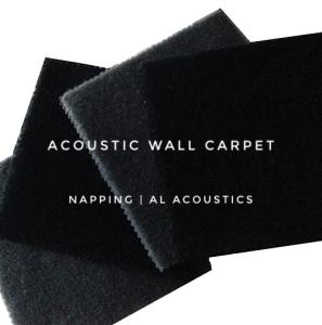 Wholesale Soundproofing Materials: Cinema Acoustic Wall Carpet