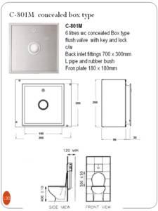 Wholesale c: C-801m