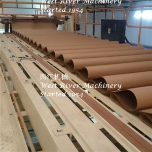 Wholesale production line: Environmental Friendly 3ply Computer Control Corrugated Machines Complete Production Line