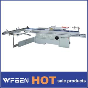 Wholesale Woodworking Machinery: Vertical Used Sliding Table Panel Saw for Wooden Furniture