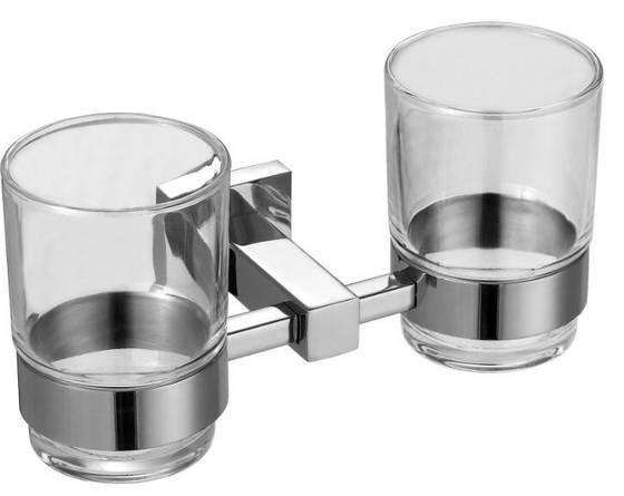 Sell New Bathroom Accessories Double Tumbler Holder,Cup Holder