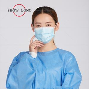 Wholesale medical supply: Factory Directly Supply 3 Ply with Ear Loops Medical Surgical Face Mask