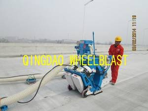 Wholesale collection: Floor Surface Buffing Machine with Dust Collection System China Manufacturer