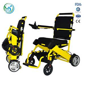 Wholesale Wheelchair: D05 Folding Handicapped Power Wheelchair Use in Home and Outdoor
