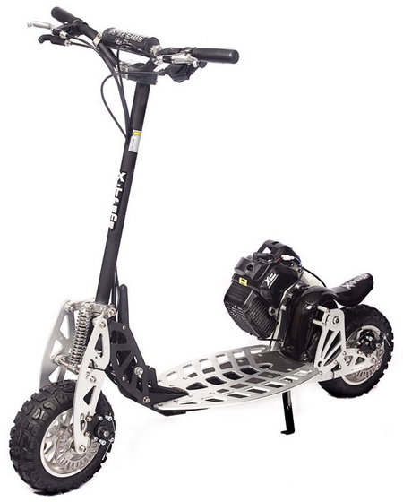 XG-575-DS 50cc 2 SPEED High Performance Gas Scooter