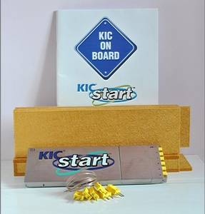 Wholesale mb star cable: KIC Thermal Vforce Profiler Reflow Profiler Thermal Profile Kic Star