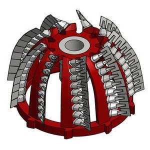 Wholesale cutter suction dredger: Dredge Cutter Head (New Type)