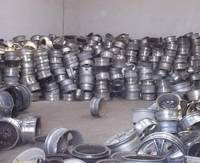 Wholesale aluminium casting parts: Aluminum Wheel Scrap