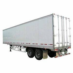 Wholesale semi trailer: Van Semi-Trailer / Semitrailer / Box Trailer