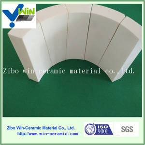 Wholesale wear resistance ceramics: Wear Resistant Alumina Ceramic Tiles with Competitive Price