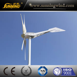 Wholesale travel caravan: SKY 1600W Rooftop Small Wind Turbine Generator