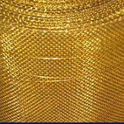Wholesale chinaware: Brass Wire Mesh