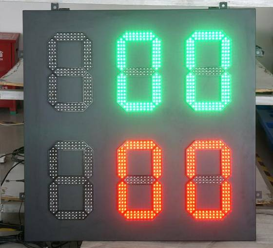 Sell Australia Project of Led digital Count Up/down sign