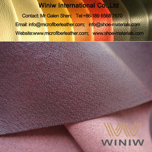 Wholesale Leather Product: High Quality PU Pigskin Lining