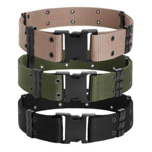 Wholesale Knitted Belts: Adjust Tactical Belt