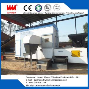 Wholesale central plastic granulator: Municipal Solid Waste Sorting and Recycling System China Supplier